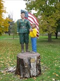 Image for Soldier and Boy Memorial - Knoxville, Iowa