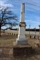 Image for Confederate Memorial - Pelham Park - Bowie, TX