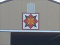 Image for McGregor Barn Quilt – rural McGregor, IA