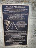Image for Former RCAF Pearce Aerodrome - Pearce, Alberta, Canada