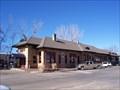 Image for Colorado and Southern Railway Depot - Loveland, Colorado