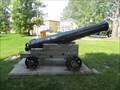 Image for Canon à boulets de 32 livres - 32 pounder gun - Normandin, Québec