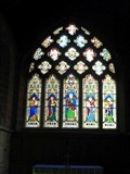 Image for Windows, St Michael & All Angels, Stoke Prior, Worcestershire, England