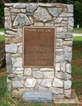 Image for Indian Base Line Monument - Duncan, Oklahoma