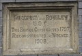 Image for Romiley Canal Bridge - 1797, 1908 and 1992 - Romiley, UK