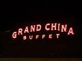 Image for Grand China Buffet - Neon Sign - Davenport, Florida