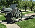 Image for U.S. 6 Inch Field Howitzer M1908 - North St. Paul, MN.