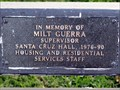 Image for Milt Guerra - UCSB - Goleta, CA