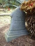 Image for Mrs. A. A. Cushman - Bosque Bello Cemetery - Fernandina Beach, FL
