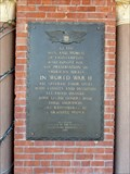 Image for World War II Plaque - Easthampton, MA