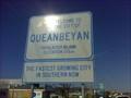 Image for Queanbeyan, NSW, Australia, Pop 42000