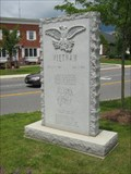 Image for Vietnam War Memorial, Memorial Triangle, Essex Junction, VT, USA