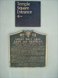 """Image for LATITUDE 40° 46' 04"""" LONGITUDE 111° 54' 00"""" - Salt Lake City, UT"""