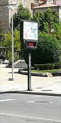 Image for Time and temperature Alameda - Ourense, Galicia, España