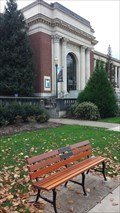 Image for Rev. Bruce W. Klunder Memorial Bench - Corvallis, OR