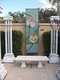 Image for Pifer Bench - Florida Botanical Gardens - Largo, FL