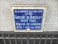Image for Gregory de Rokesley - Lombard Street, London, UK