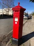 Image for Victorian Pillar Box - Duoro Road, Cheltenham, Gloucestershire, UK