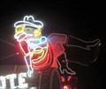 Image for Coyote Ugly Saloon - Artistic Neon - Memphis, Tennessee, USA.