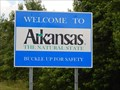 Image for OK/AR border, Talimena Dr OK1/AR88 Oklahoma Arkansas United States