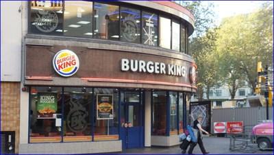 Burger King - Leicester Square, London, UK - Burger King