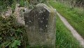 Image for Macclesfield Canal 14 Milestone - Gawsworth, UK