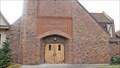 Image for Pilgrim Lutheran Church Doorway - Spokane, WA
