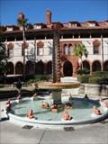 Image for Flagler Fountain - St. Augustine, FL