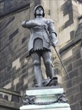 Image for St. George On World War I Memorial - Newcastle-Upon-Tyne, UK