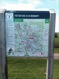 Image for 7 - Oeffelt - NL -  Fietsen doe je in Brabant