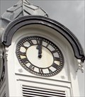 Image for Market Hall Clock - Newcastle Emlyn, Carmarthenshire, Wales.