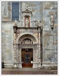 Image for La Porta della Rana (Door of the Frog), Duomo di Como, Italy