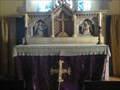 Image for Stone Altar Back, St Peter, Stoke Bliss, Worcestershire, England