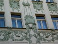 Image for Art Nouveau Frieze Art at house Karlova 178/22 - Praha, CZ