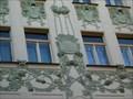 Image for Art Nouveau Frieze Art at house Karlova 178/22 - Praha, CZ