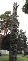 Image for Haida Pole 1966 - Victoria, British Columbia