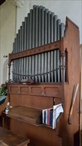Image for Church Organ - St Michael - Occold, Suffolk
