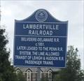 Image for Lambertville Railroad - Lambertville, NJ