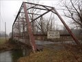 Image for Caldwell Road through-truss bridge - Crawford County, Ohio