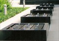 Image for Memorial Fountains - St. Louis County Police Headquarters, Clayton, MO