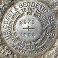 Image for U.S. Coast & Geodetic Survey S 973 Benchmark - Gorman, CA