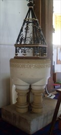 Image for Font @ St.Peter's Church - Great Totham, Essex