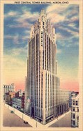 Image for First Central Trust Building - Akron, Ohio