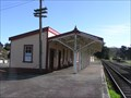 Image for Ormondville Railway Station.  Hawkes Bay.  New Zealand.