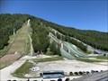 Image for Ski jumps - Planica, slovenia