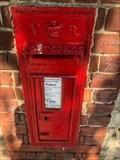 Image for Victorian Wall Post Box - Wareham, Dorset, UK
