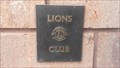 Image for Lions Club plaque Ratskeller - Eilenburg, Saxony, Germany