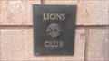 Image for Lions Club plaque Ratskeller - Eilenburg, Saxony, Germany