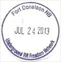 Image for Fort Donelson NB-Underground RR Freedom Network - Dover, TN