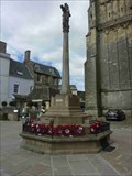 Image for WWI Memorial, St John the Baptist, Cirencester, Gloucestershire, England